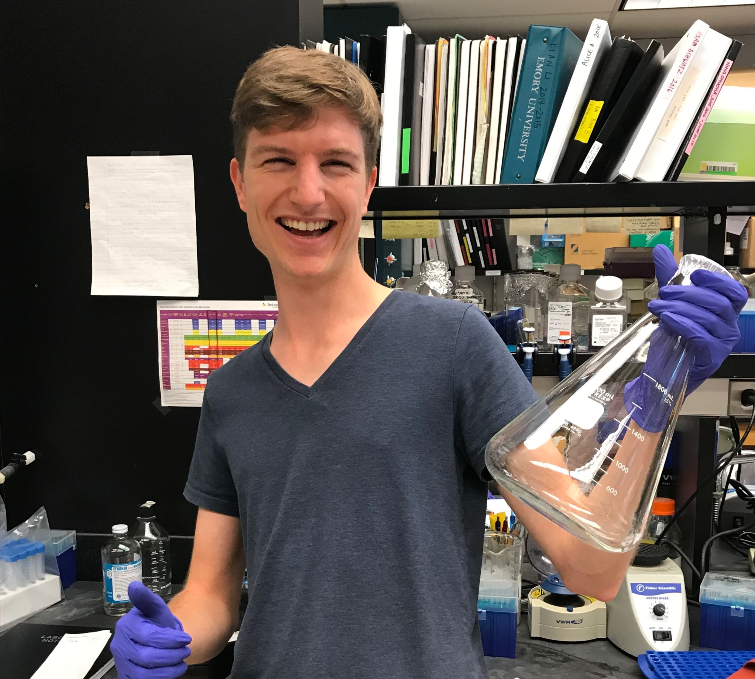 Baptiste Elie - Visiting StudentBaptiste spent the 2018/2019 academic year in the lab, as part of his Masters degree program at Ecole Normale Supérieure Paris-Saclay. In a collaborative project with Katia Koelle (Emory University Dept. of Biology), Baptiste worked to understand the implications of spatially structured viral spread for population genetics and diversity.