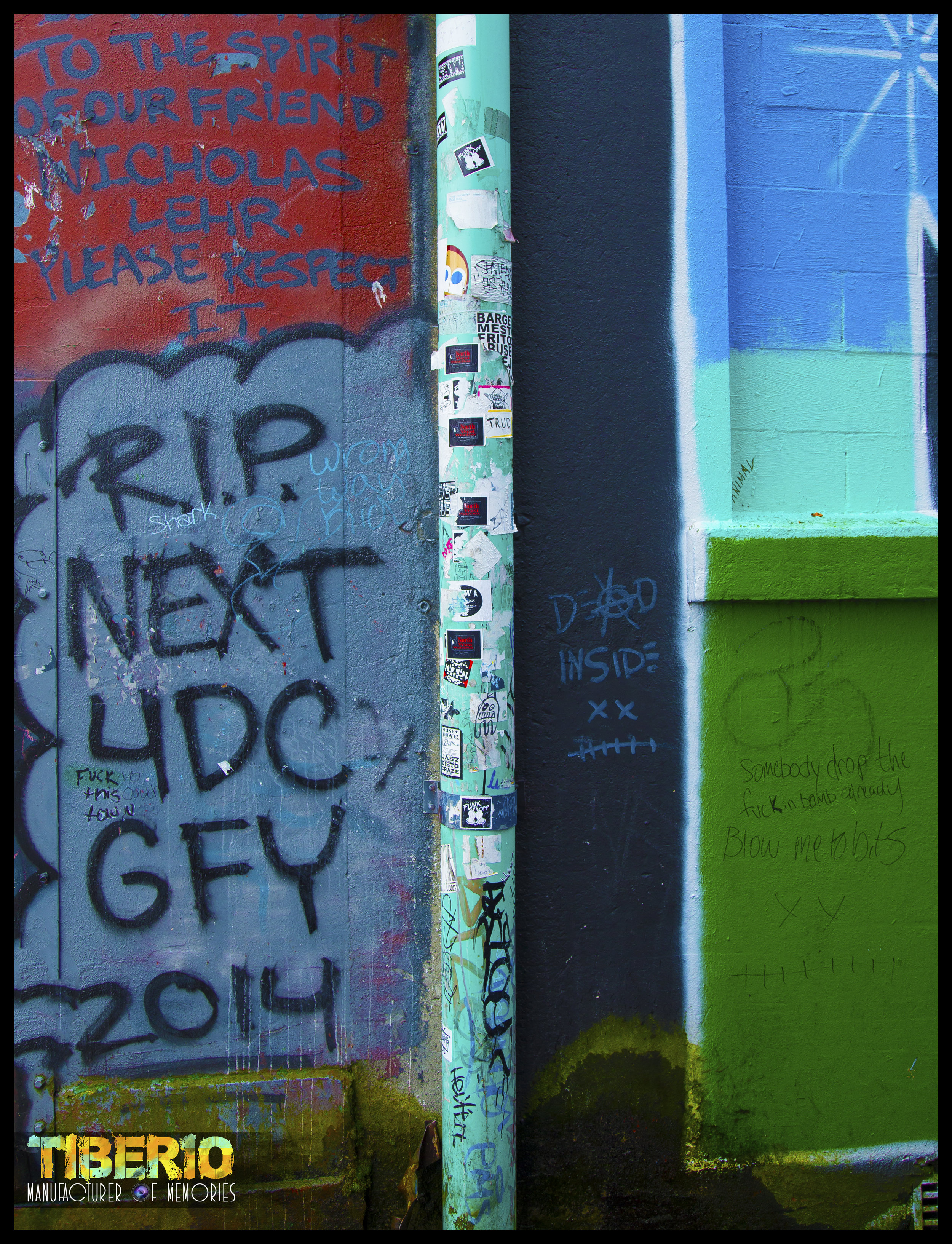 Olympia Graffiti 3