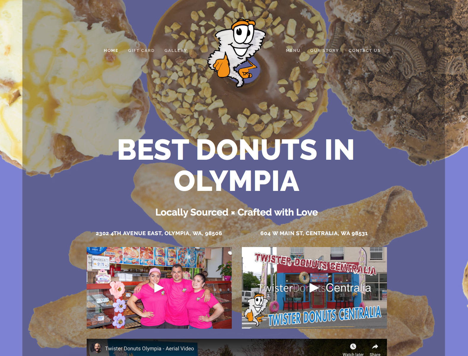 Twister Donuts - Donuts shop in Olympia, WA