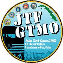 Original logo for JTF GTMO, no longer used