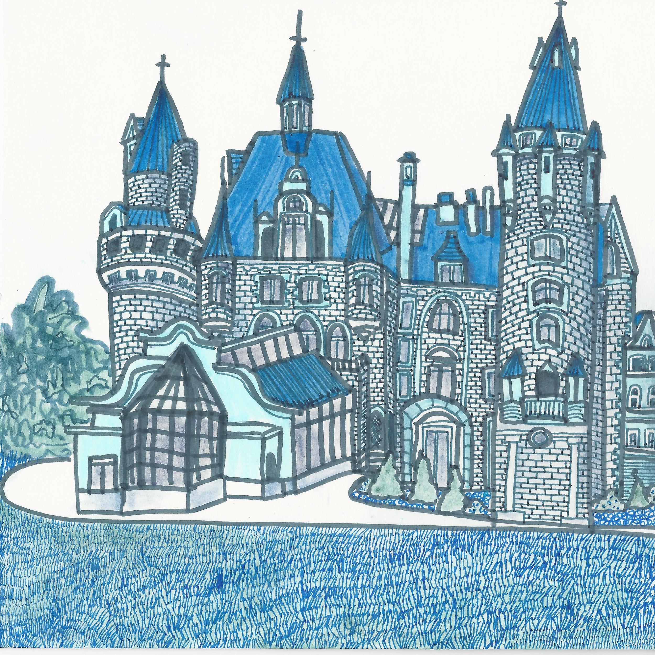 18-100 Moszna Castle, Poland.jpg