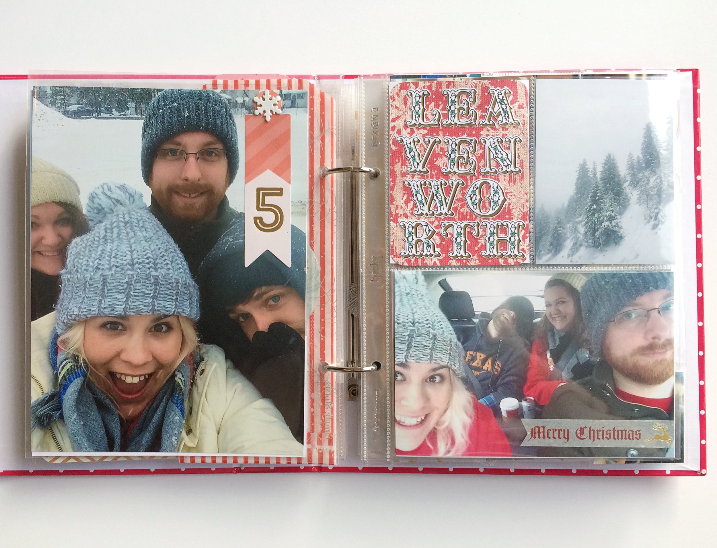 Day 5 is all about a day trip to Leavenworth, WA and all of the excitement of finally seeing some snow!