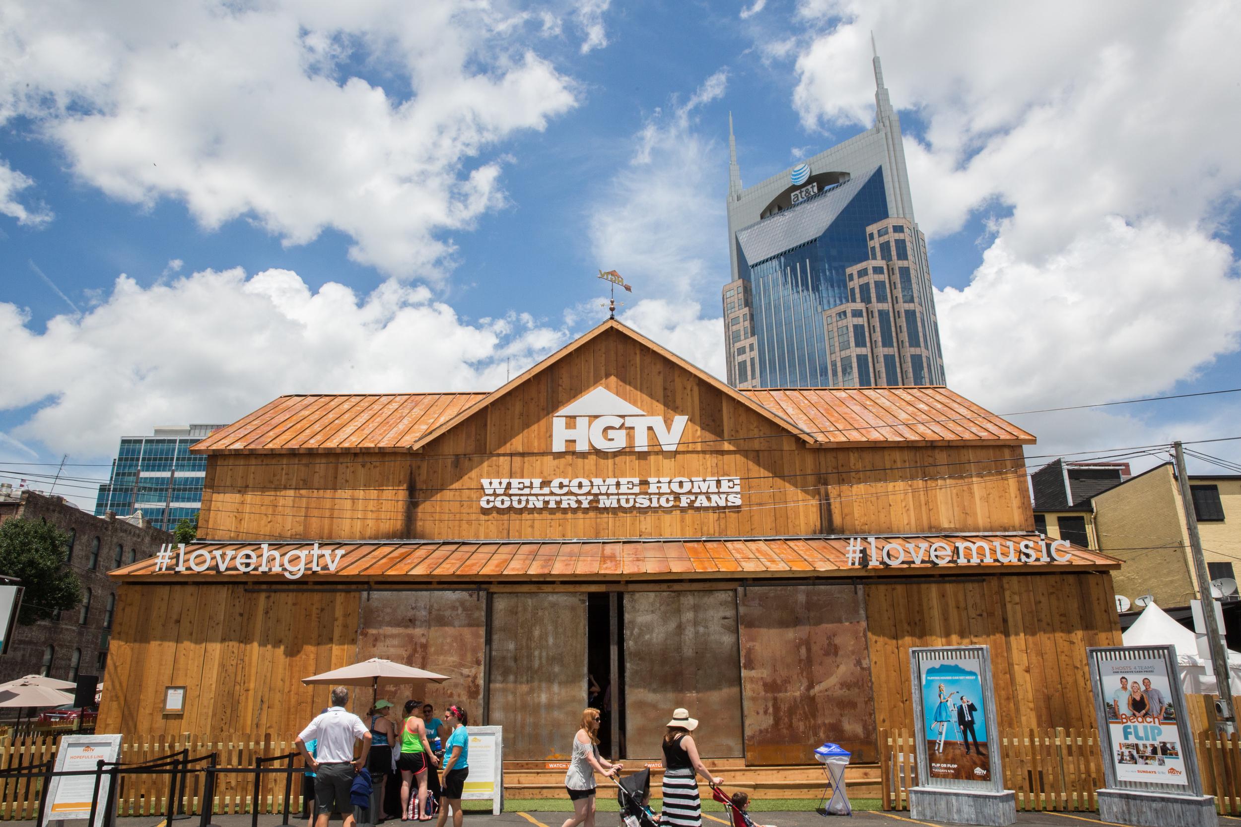 HGTV Lodge