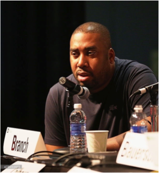 Al Branch,    General Manager of    The Blueprint Group and President   of Radio and Marketing