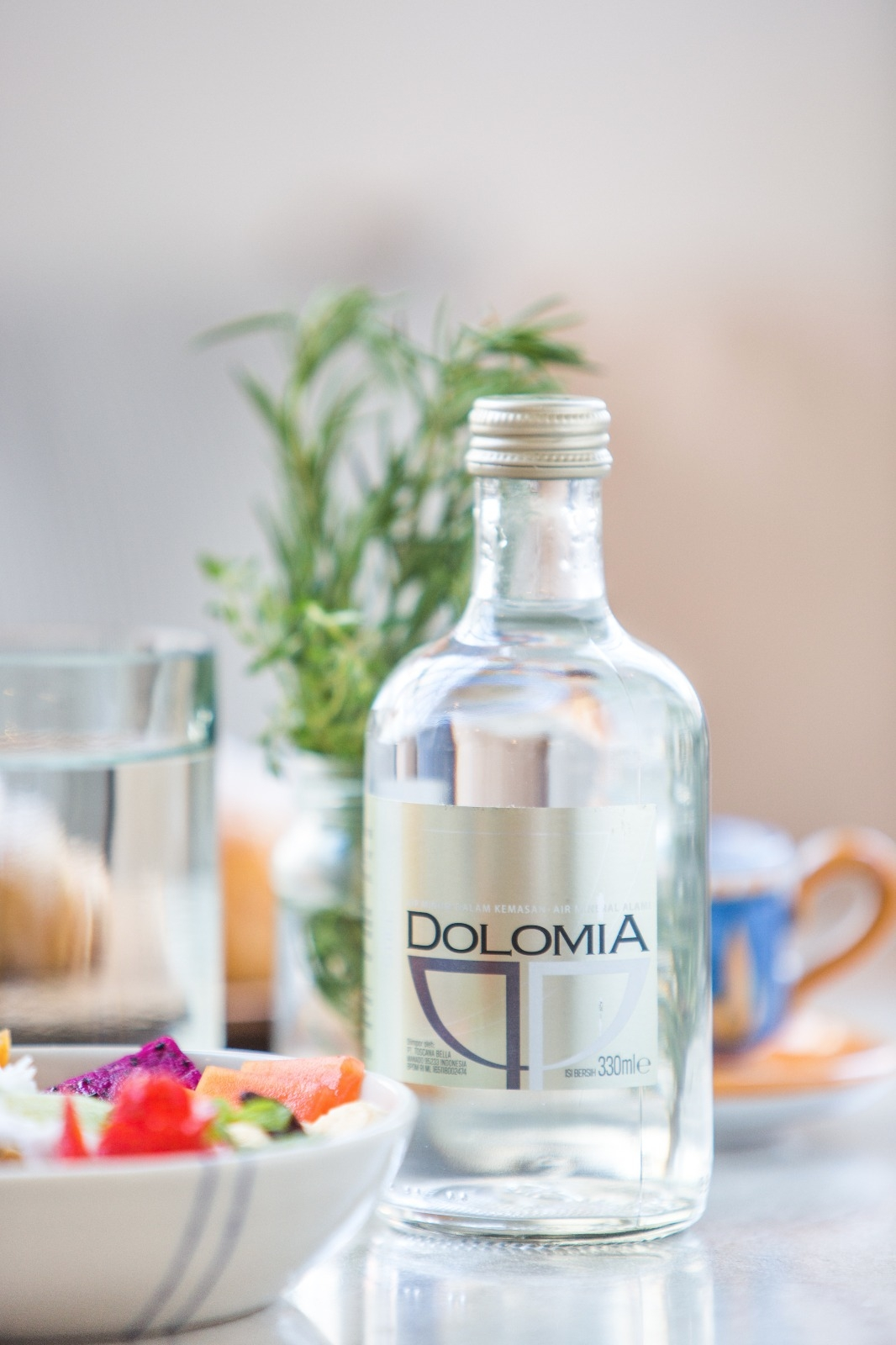 dolomia mineral water