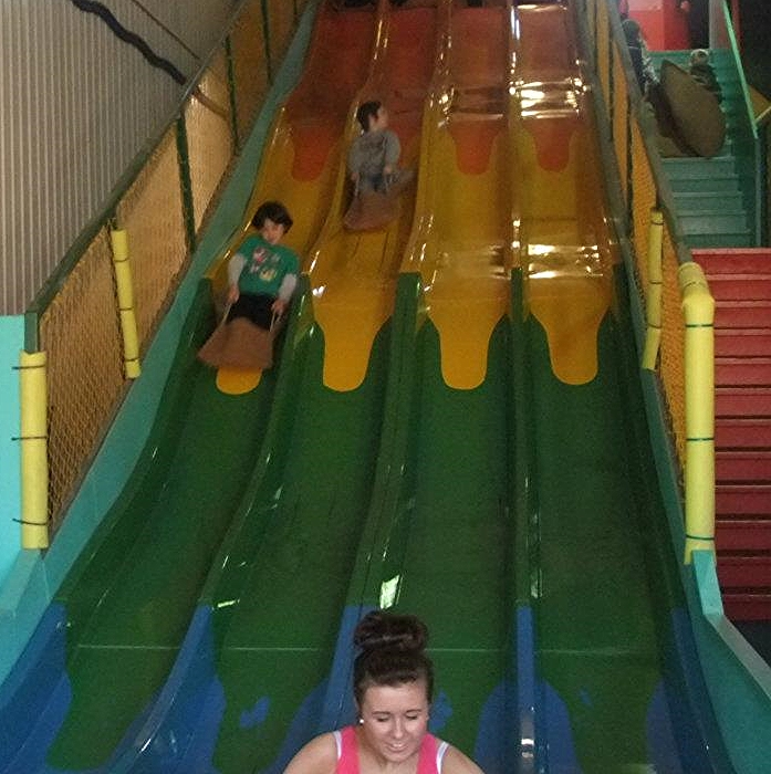 Wheelgate indoor slide