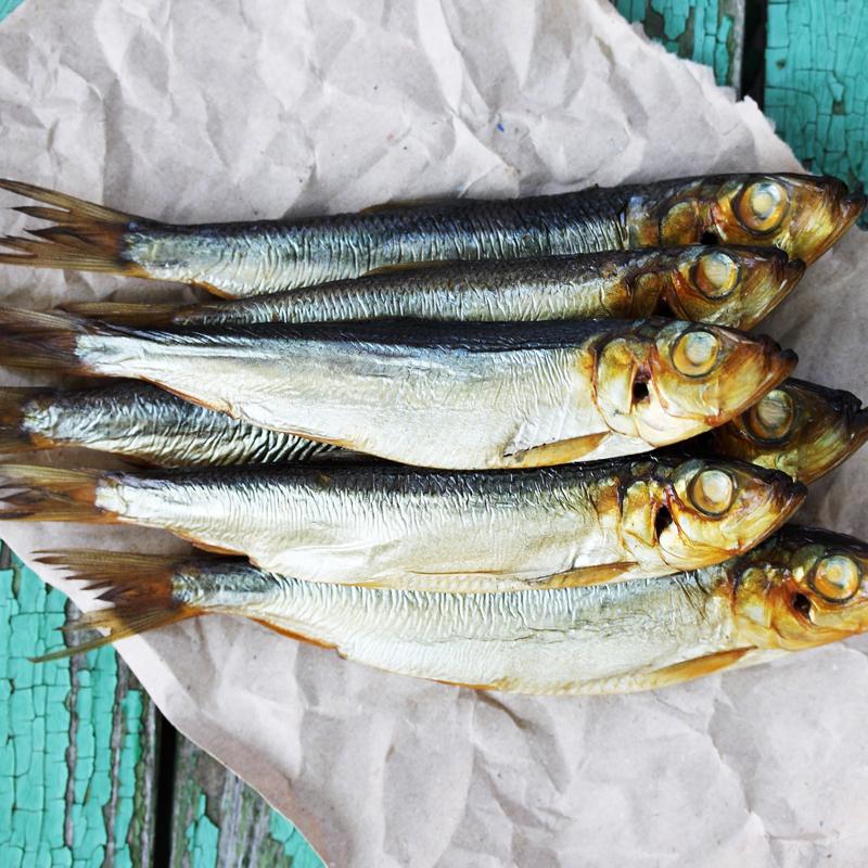 OILY FISH - BRAINPOWER