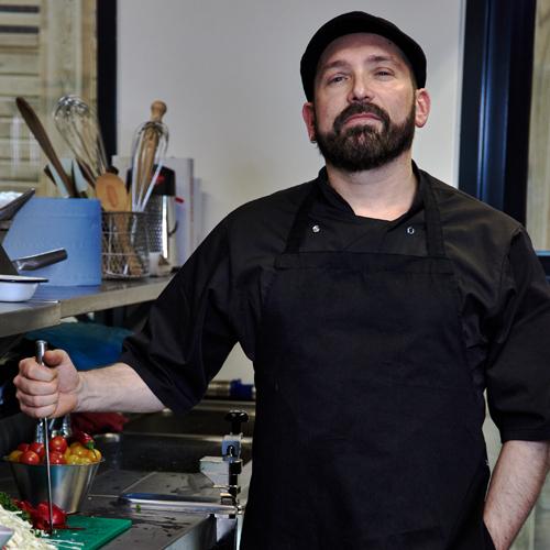 DAVIDE (Head Chef)