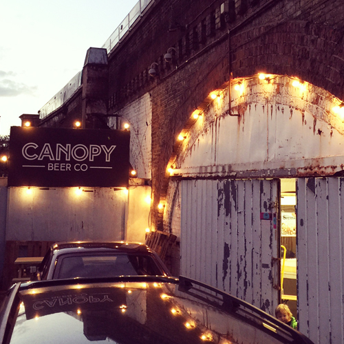 THE CANOPY BEER CO.