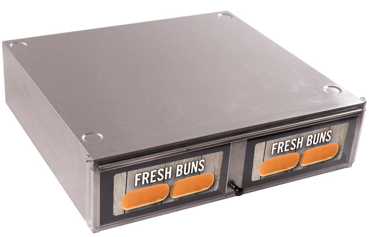 Bun Cabinets at food pros .com