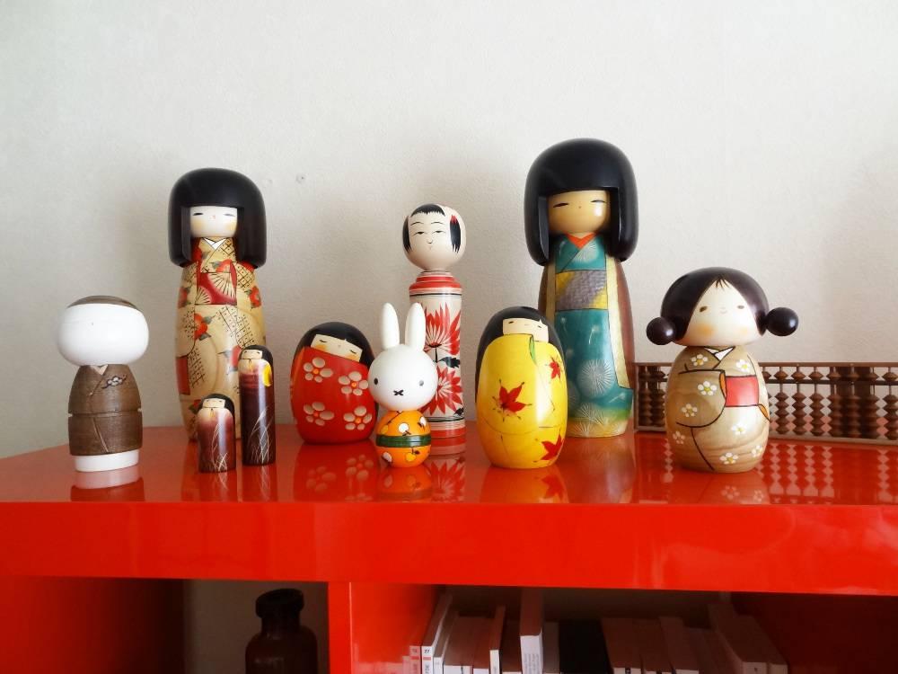collection-kokeshi