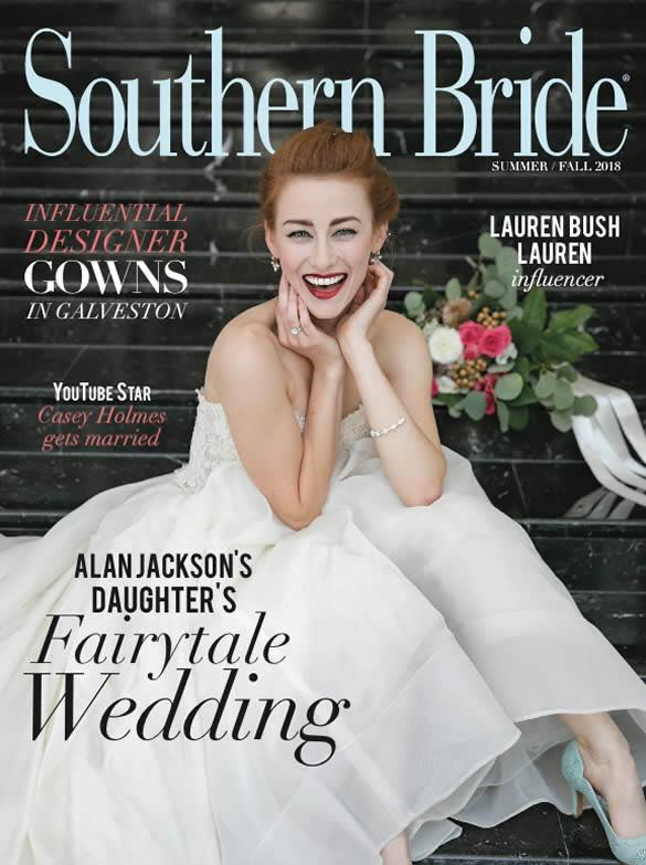 Southern Bride magazine cover feature.jpg