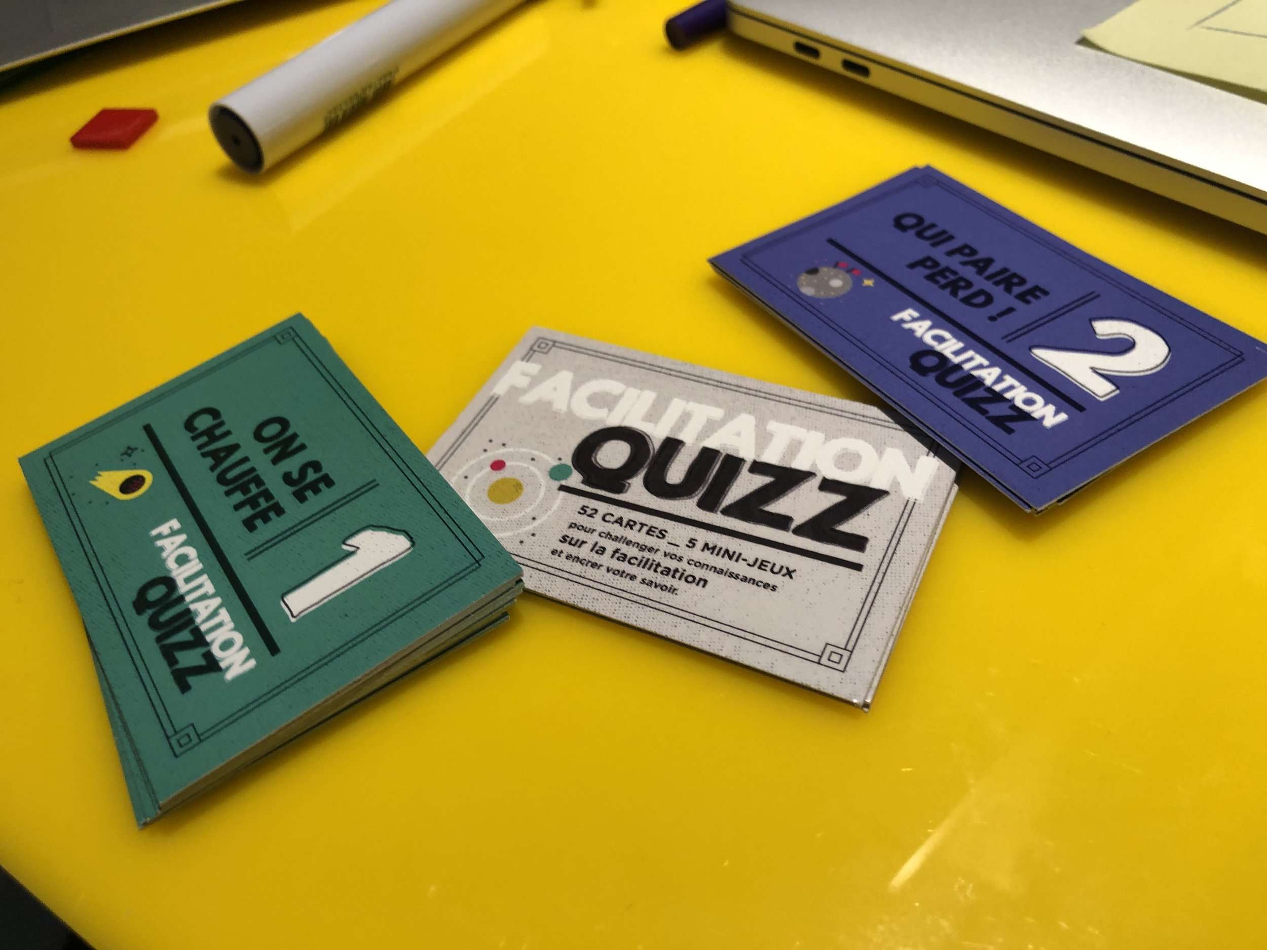 Le set facilitation quizz comme outil de relecture des concepts de facilitation - ...