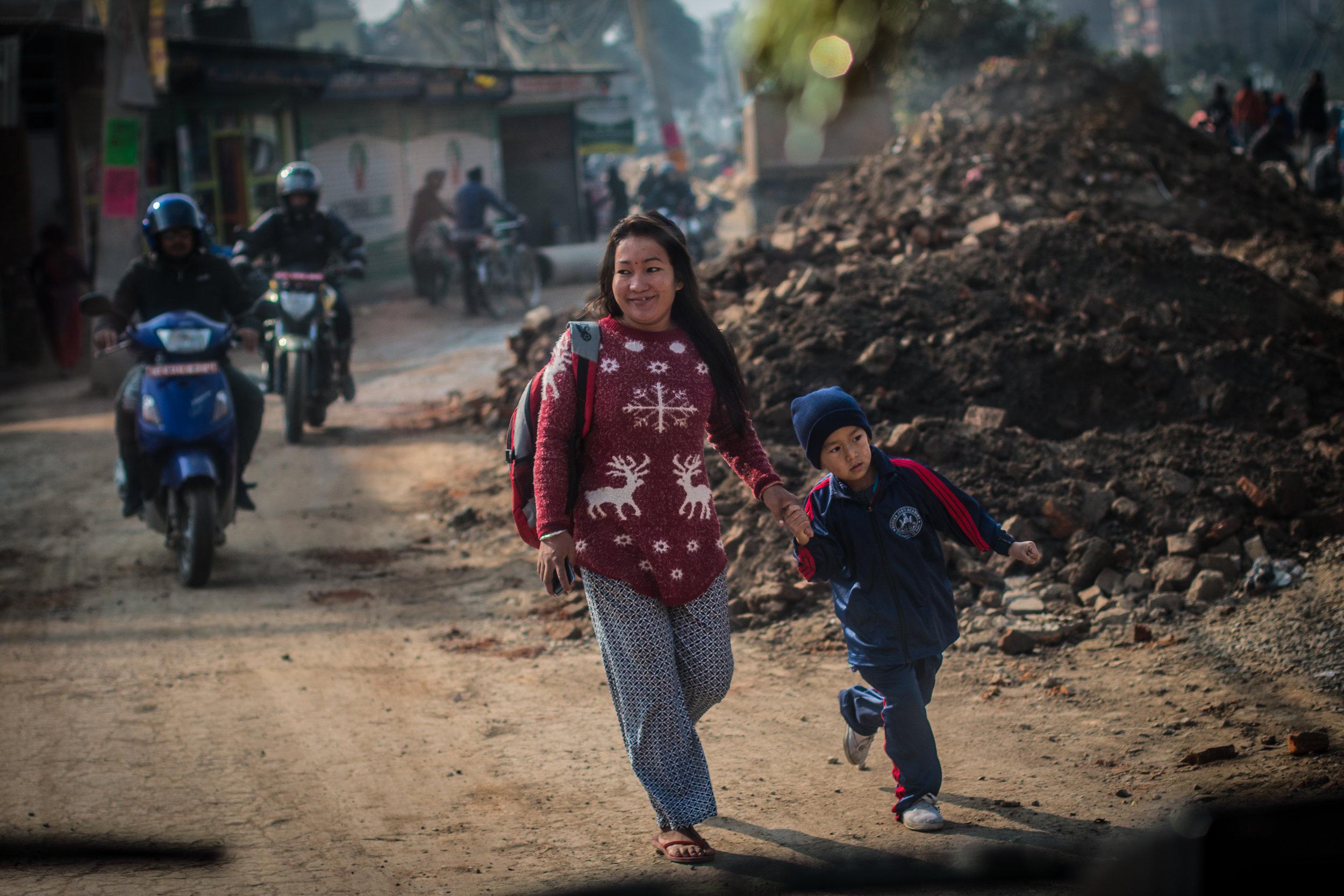 KathmanduLooks - ehkä huikein paita ikinä.