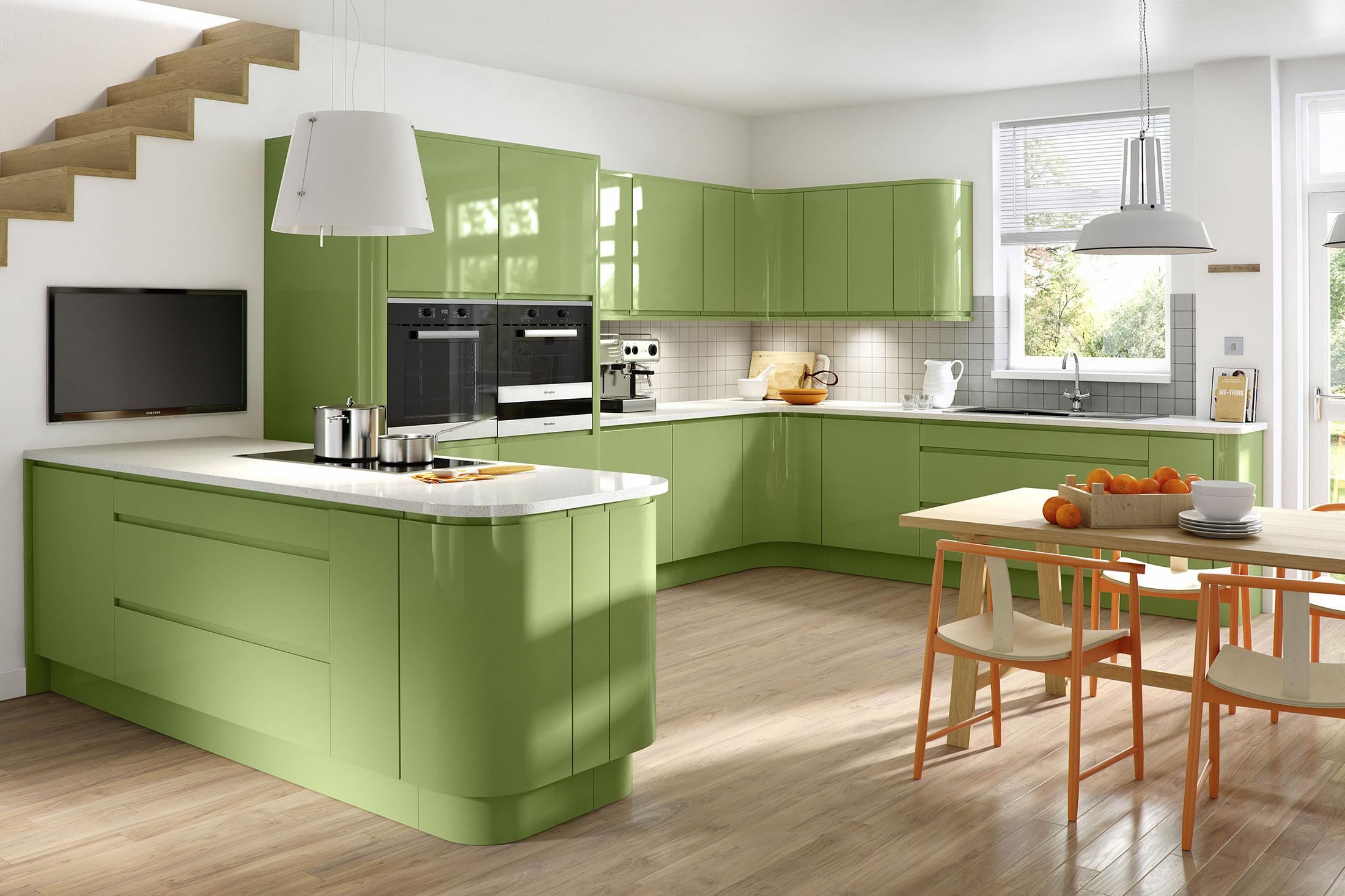 Airo Ultra Gloss - Green (Bespoke)