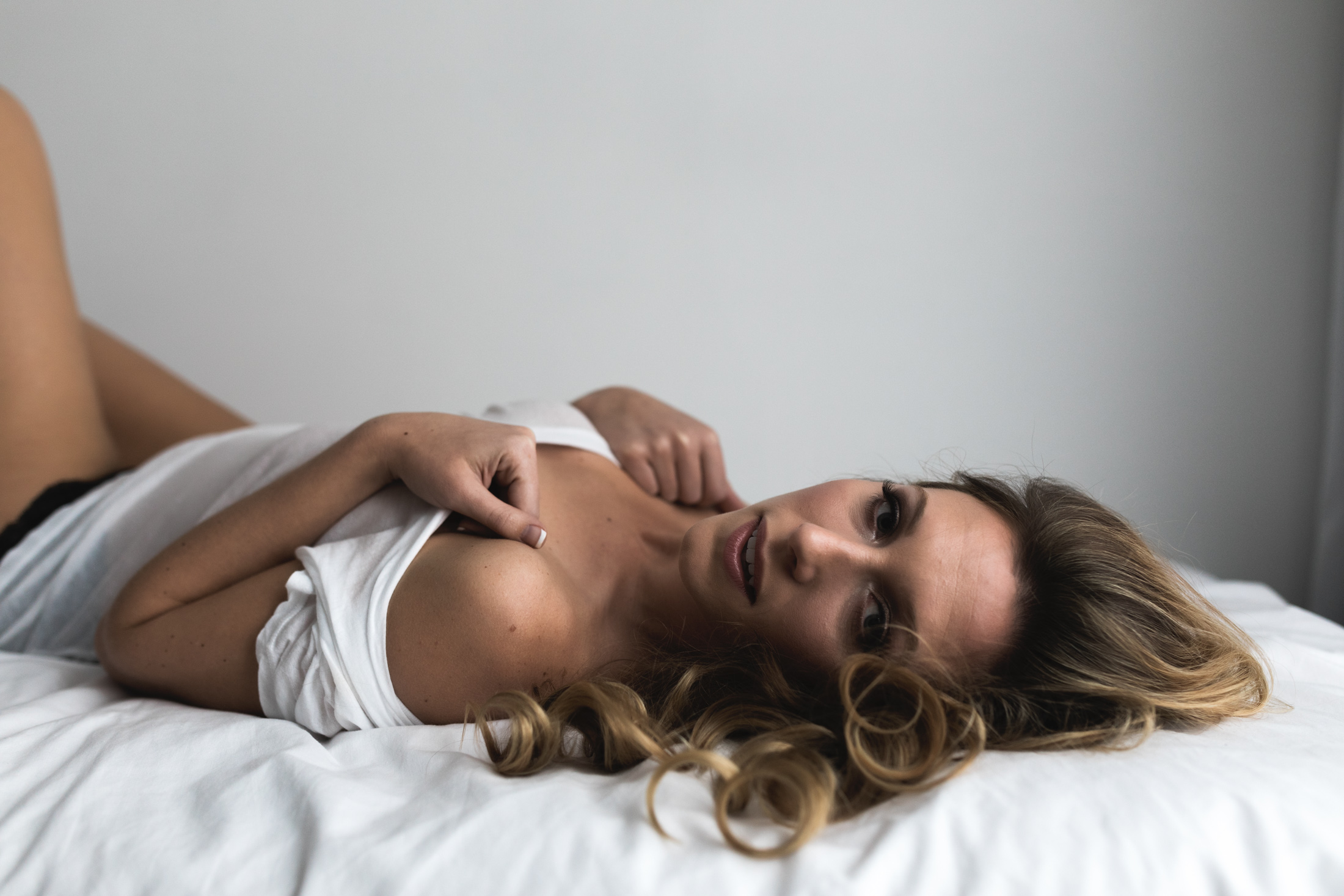 Arlington VA Boudoir Photographer | Kate Juliet Photography