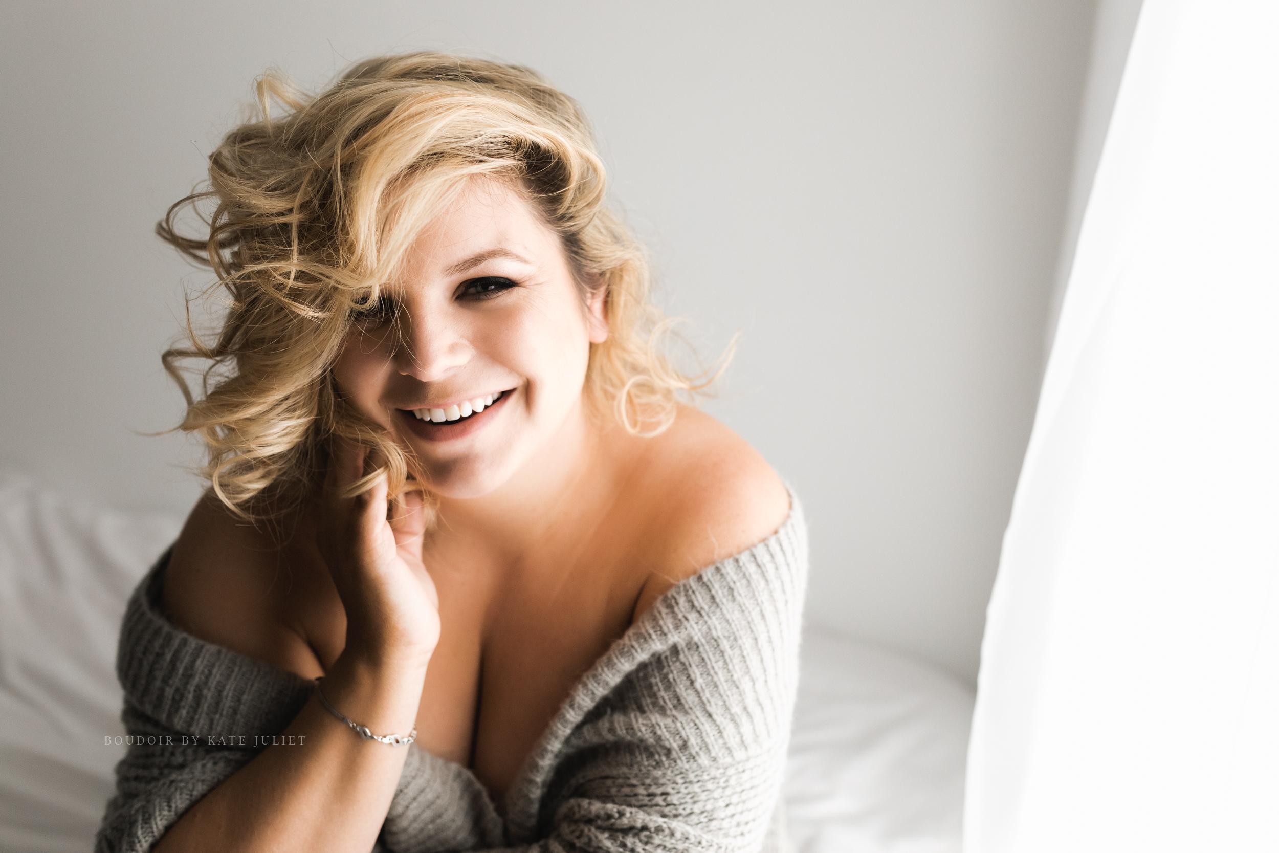 Fairfax, Arlington, and Loudoun County Best Boudoir Photographer | Kate Juliet Photography