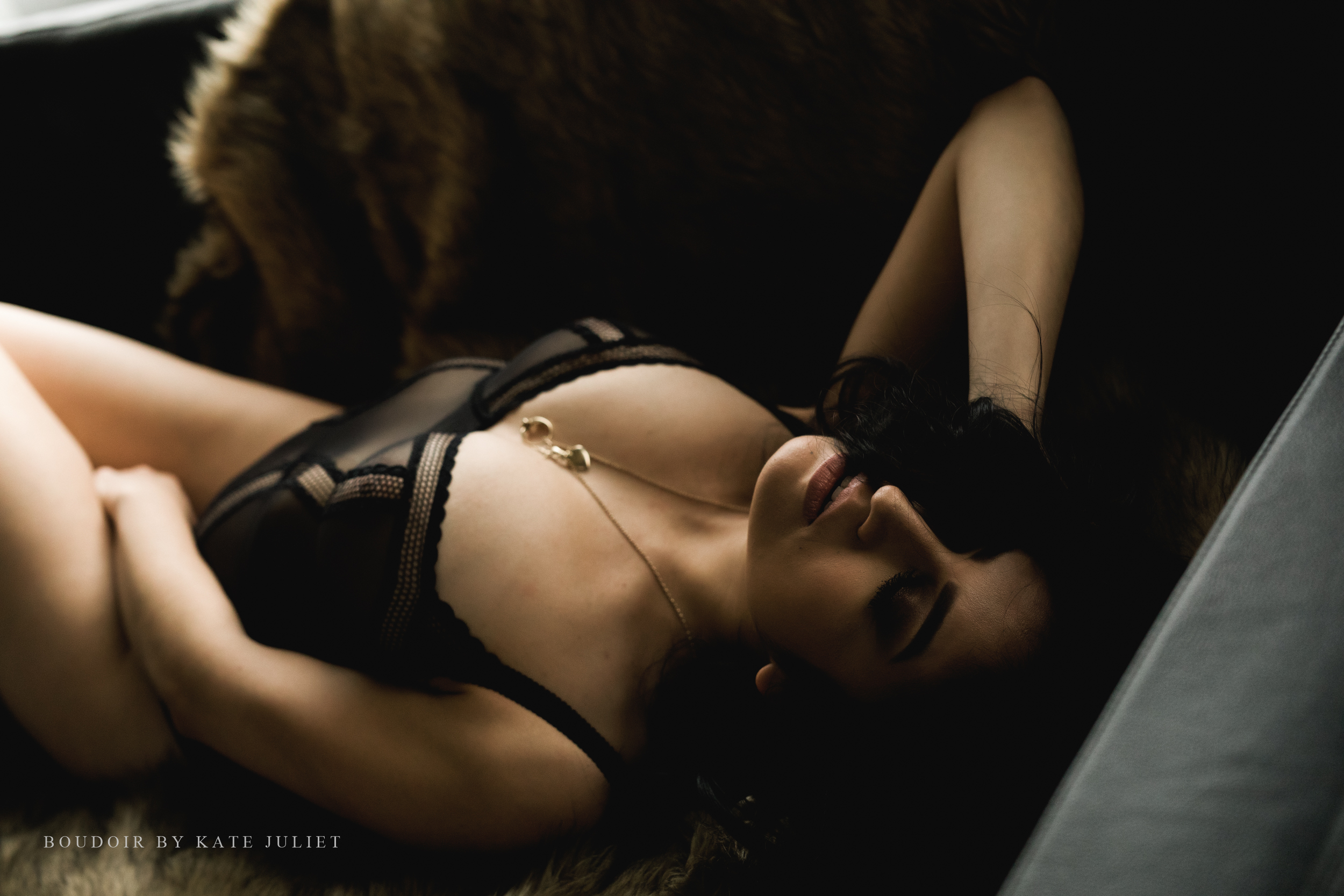 Washington DC Photographer | Boudoir by Kate Juliet