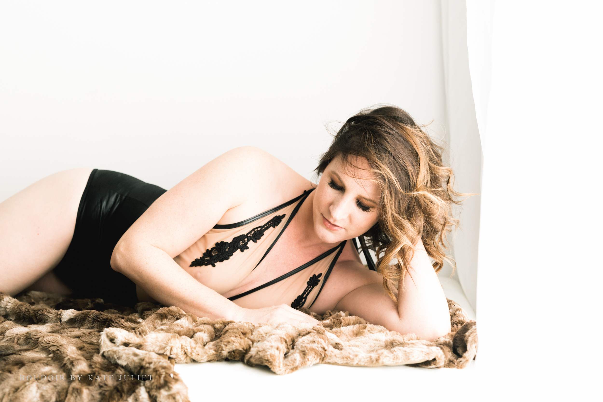 Ashburn VA Boudoir Photographer