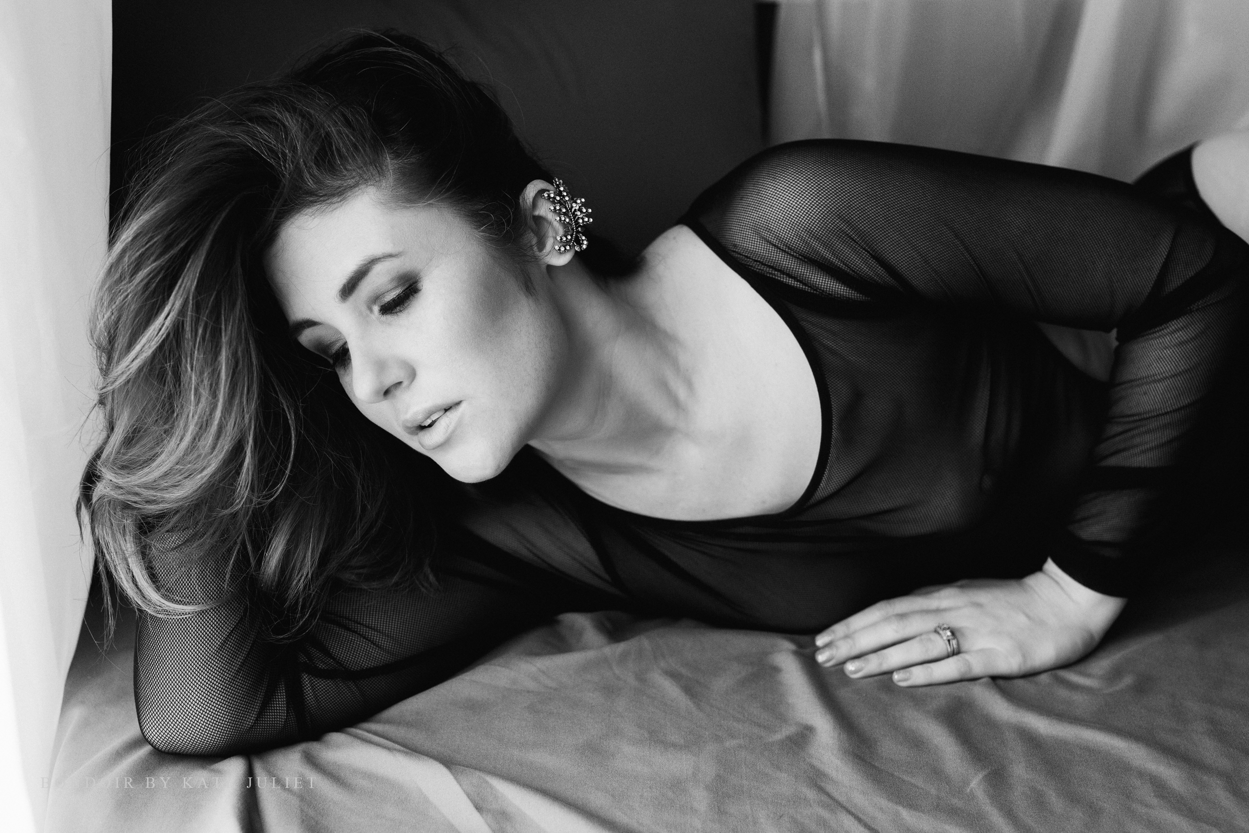 Washington DC Boudoir Photographer
