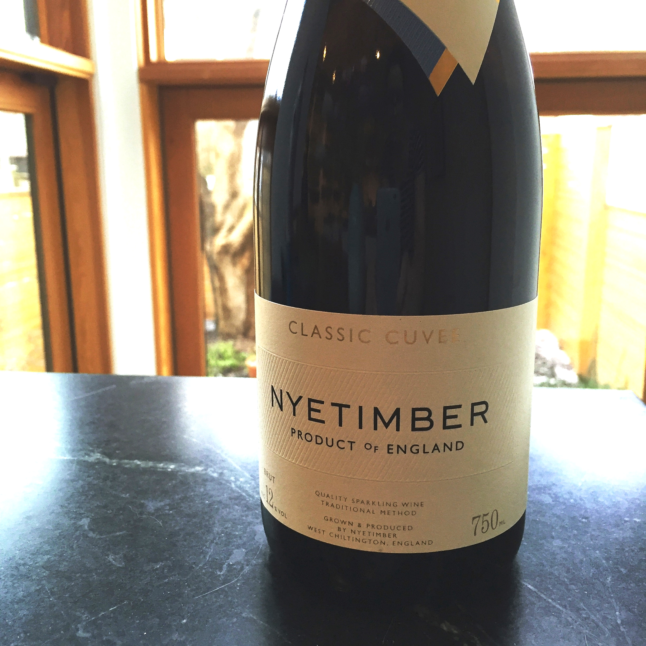 Nyetimber Classic Cuvee 2010 Traditional Method English Sparkling wine review