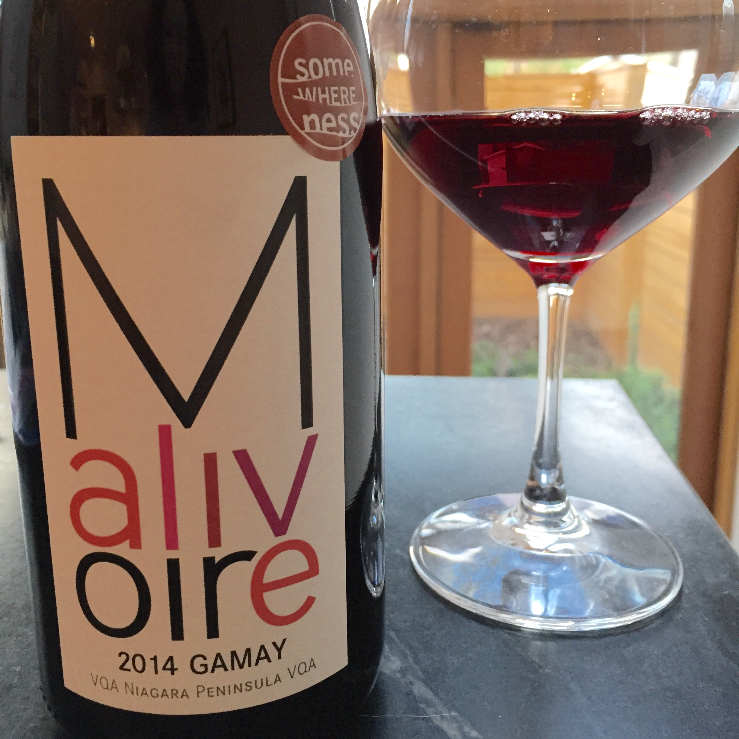 Malivoire Alive Gamay 2014 review