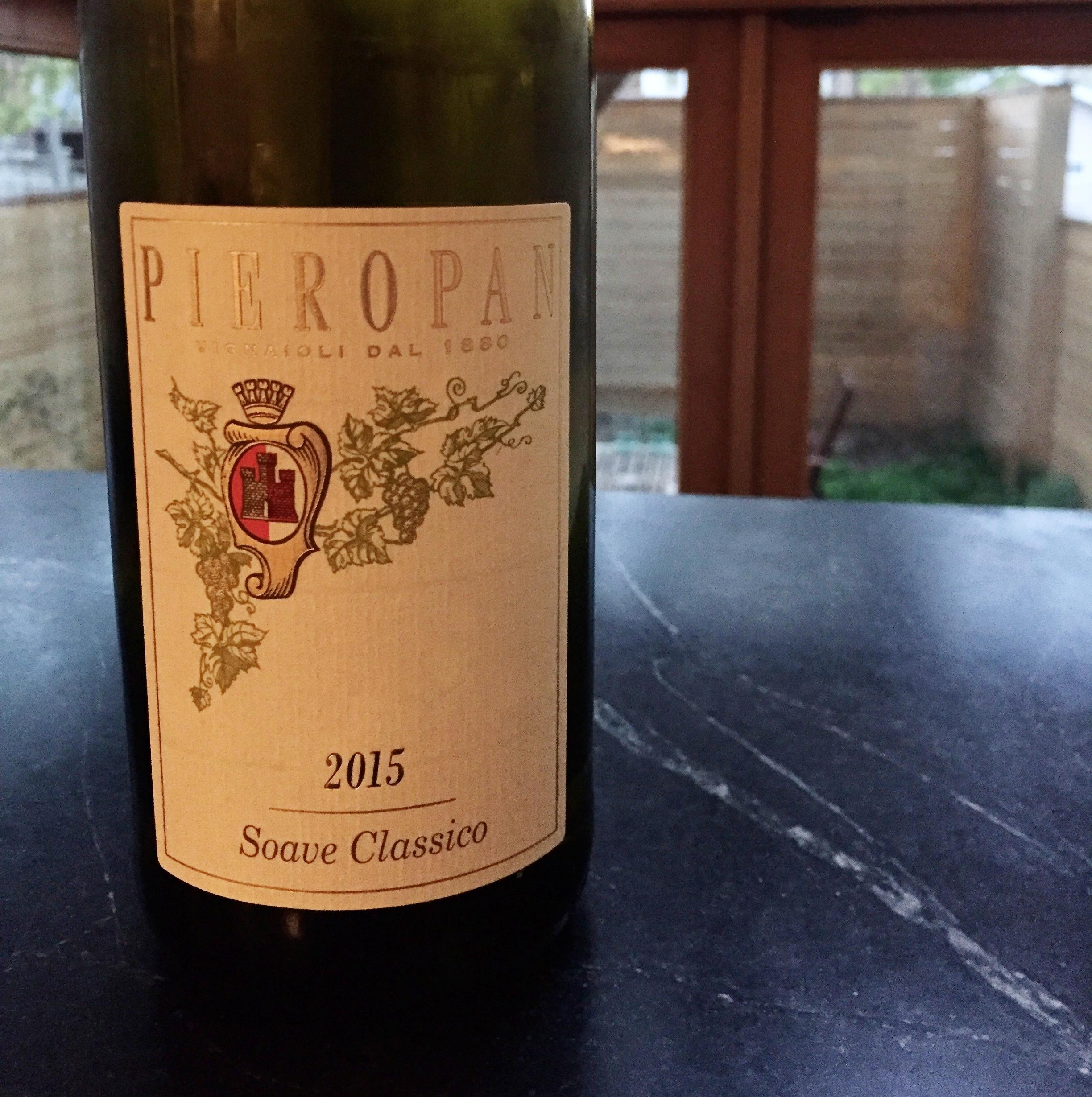 Pieropan Soave Classico 2015 Review