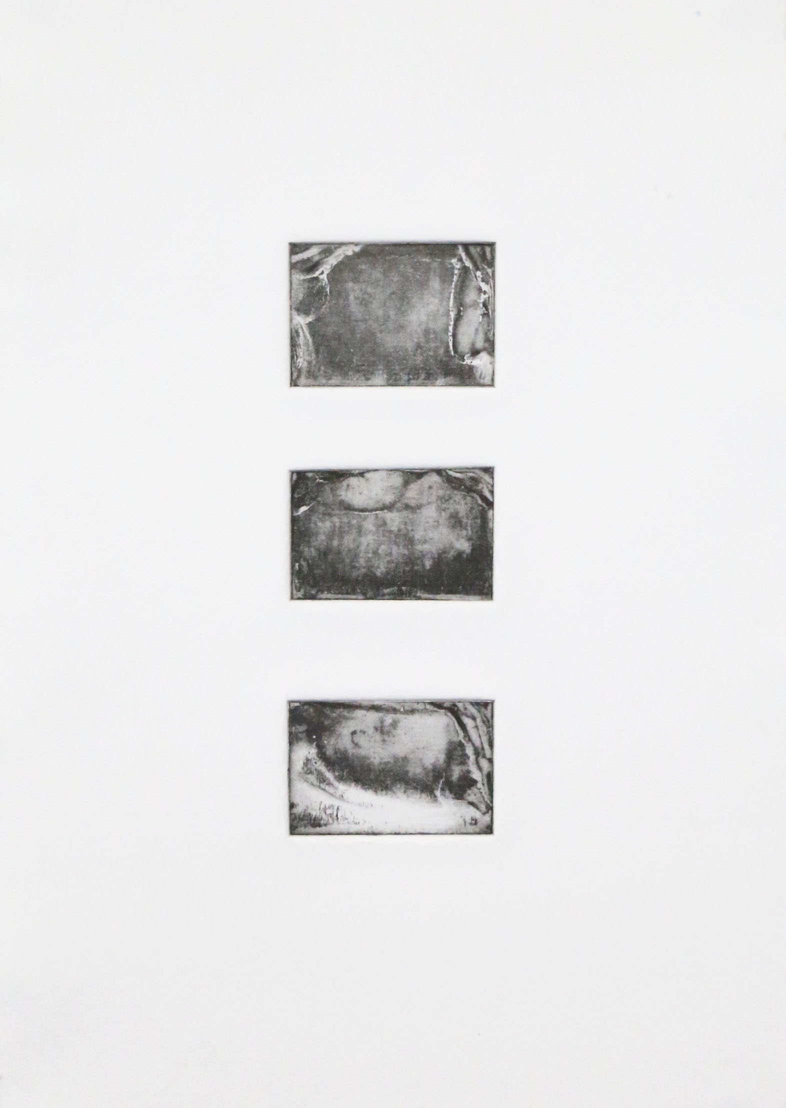 (1) The Looming Presence of Midst Flowing, Up a Cliffs Edge [size A4 paper, 5cm by 2.5cm zinc plates].jpg