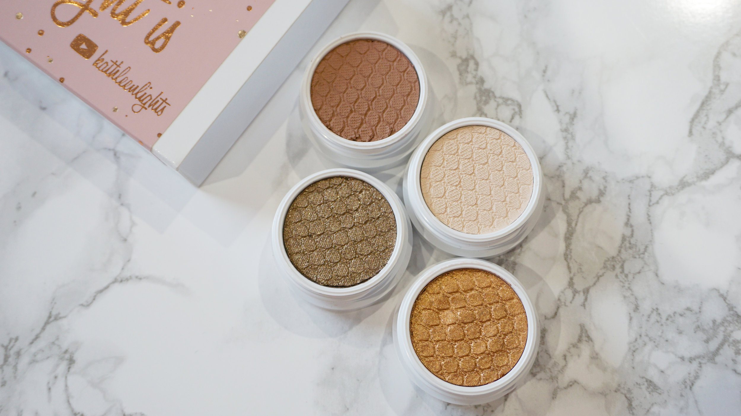 From top left clockwise: Cornelious, Glow, KathleenLights, and Blazed