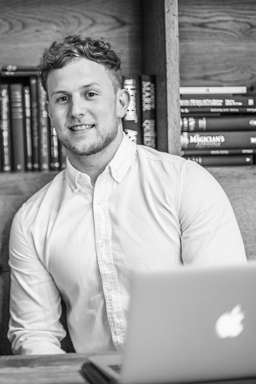 Sam Pashley - Personal Trainer Rugby