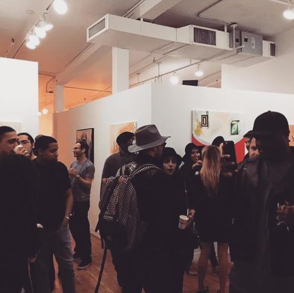 Pivot Gallery 2016