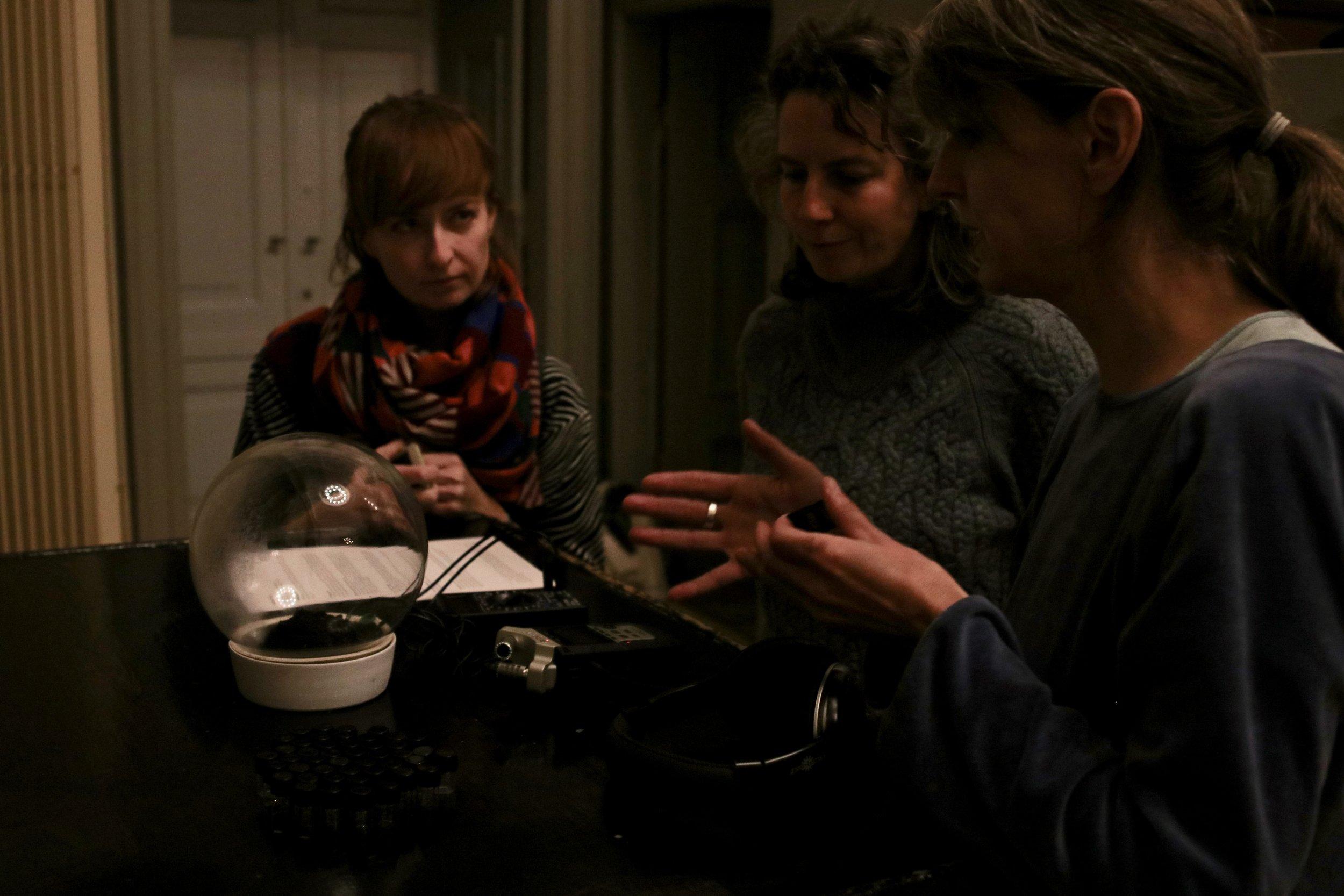 Katja Serber: 'Thingumajig 0058'