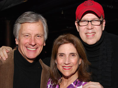 Kurt Peterson, Jane Bergére and Larry Moss