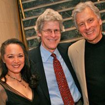 Victoria, Ted Chapin, Kurt