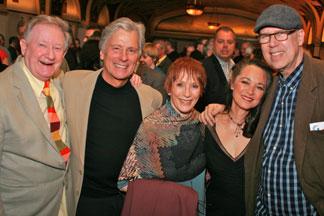 Harvey, Kurt, Patricia Elliott, Victoria, Larry Moss