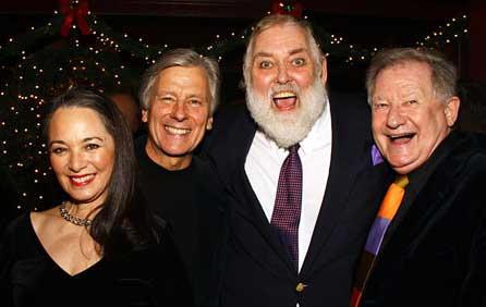 Victoria, Kurt, Jim and Harvey