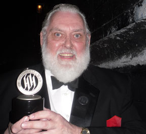 Jim wins the Helen Hayes Award