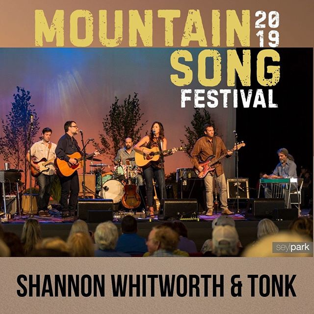 "ARTIST FEATURE:  Shannon Whitworth & TONK @shannonwhitworthmusic  Catch them from 5-6 on Saturday!  Shannon Whitworth's swoon-inducing musical style found its first showcase in her Asheville-producedsolo debut, 2007's No Expectations. Followed by 2009's critically-acclaimed Water Bound (an album that drew comparisons to Emmylou Harris' Wrecking Ball), Whitworth garnered praise in outlets ranging from People magazine to Garden & Gun. Her honest reinterpretation of 'Americana,' a la Mark Knopfler meets Norah Jones and the ghost of Julie London, has garnered Whitworth prime appearances from Philadelphia Folk Festival to Yosemite's Strawberry Music Festival to Nashville's own Ryman Auditorium. For Shannon, art is music and music is art. They come together effortlessly, much like the river confluence in the backyard of her picturesque Carolina farm. You'll often see and hear water as a theme that runs through her creations,further echoing her love for fluidity in all things. The Raleigh, NC band Tonk came together in 2010 based on a mutual admiration of the great masters of country music of the 1960s and 70s. Initially conceived as a vehicle to play other people's songs (particularly Ray Price), original songwriting quickly became the band's focus, which resulted in 2013's ""Let's Keep It Dark"" and 2016's ""Second Nature"". Along the way the band has played on virtually every type of stage, always with one ear towards the old time dance hall, and one towards the outer reaches of all kinds of American music. Bands are often simply a conversation between like minded musicians, therefore it was a natural fit when Tonk met Shannon Whitworth through mutual friends in 2017. It has been an easy partnership that has yielded new takes on songs that have had beautiful prior lives."