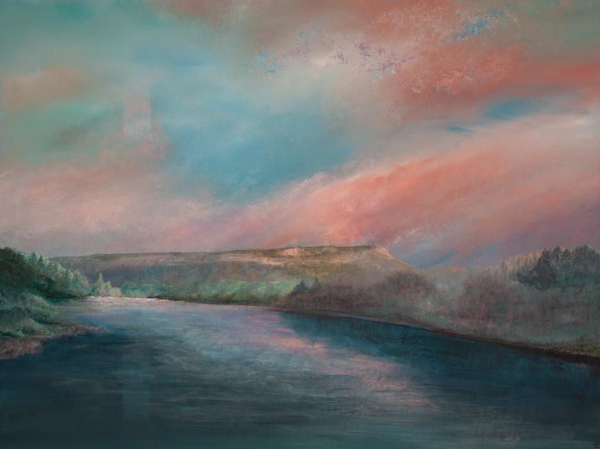 Peaceful Heart Animas River