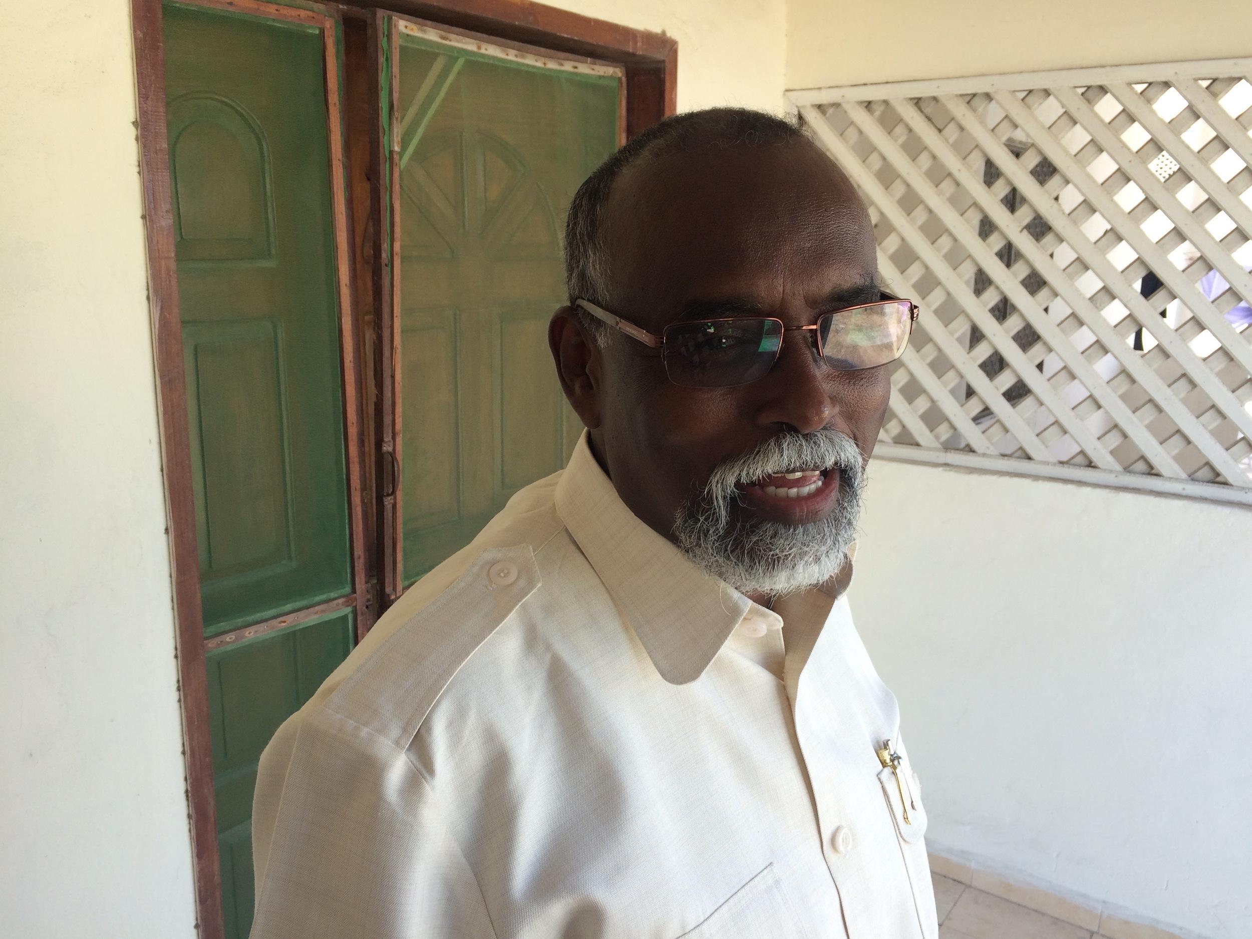 Ali Madobe - Mogadishu 2014