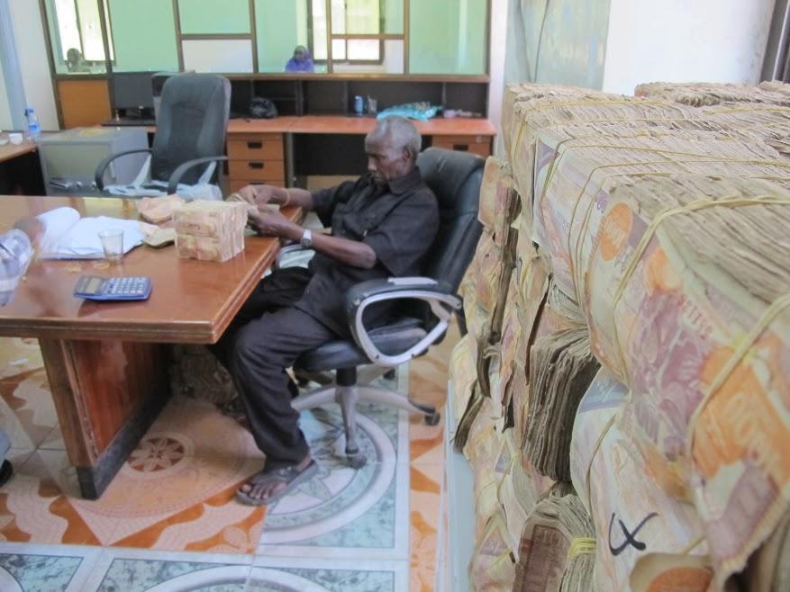 Central Bank Mogadishu - 2013