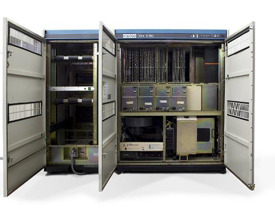 VAX Computers:  Image via     Computer History
