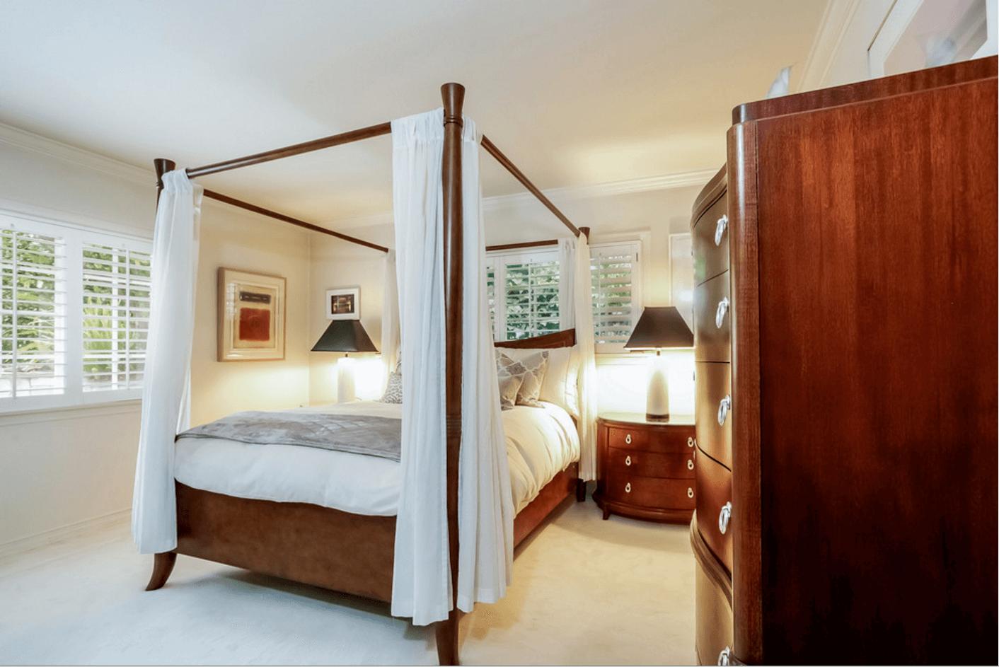 La Canada Custom Bedroom