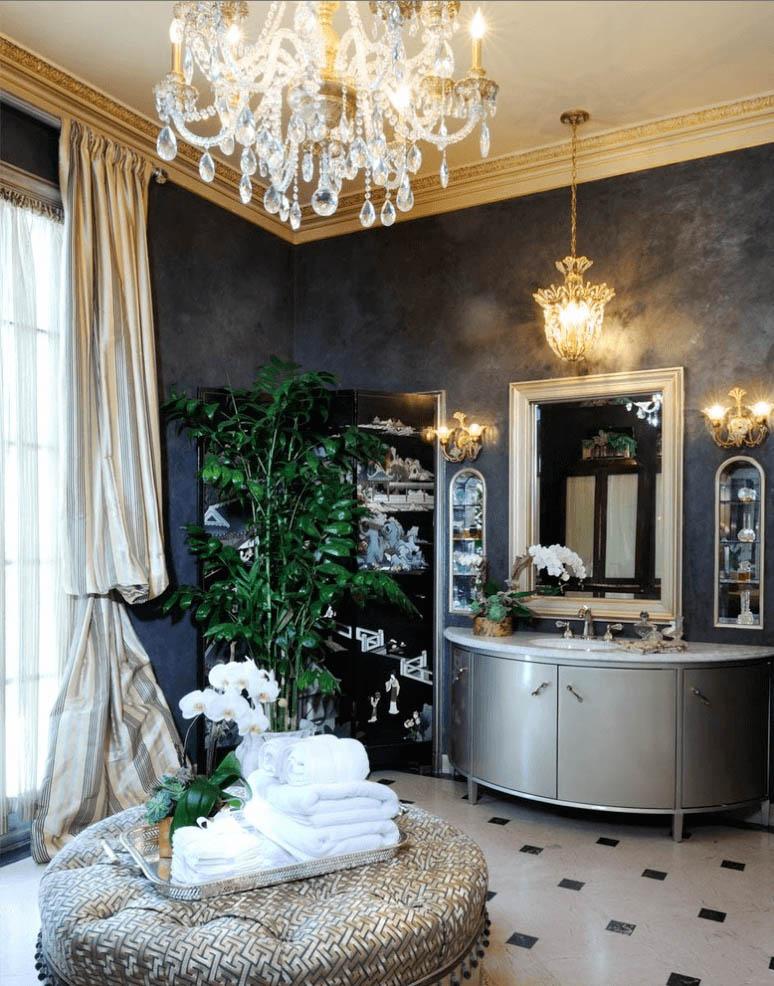 Custom Vanity Interior Design