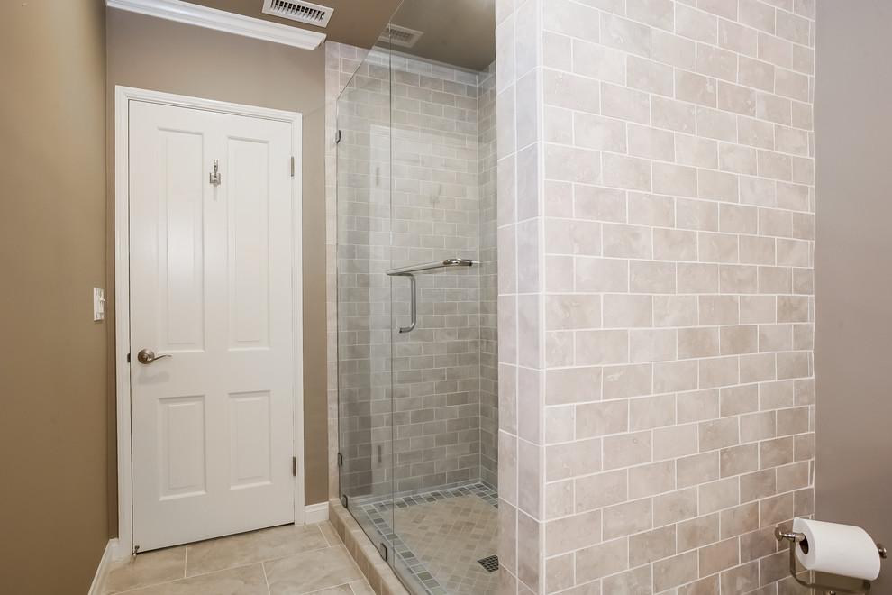 Altadena Transitional Bathroom