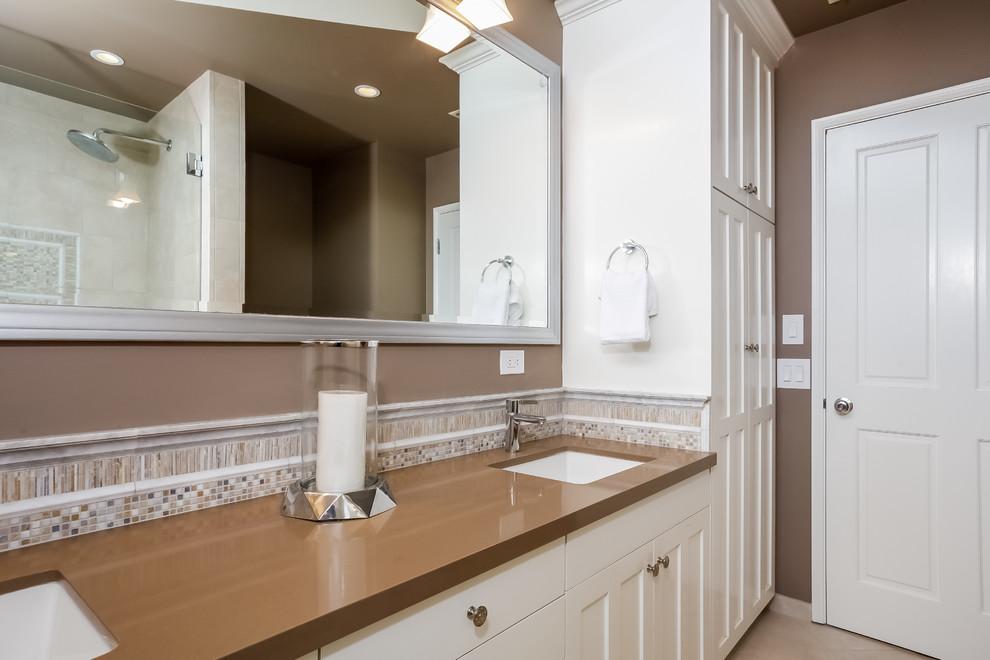 Altadena Contemporary Bathroom