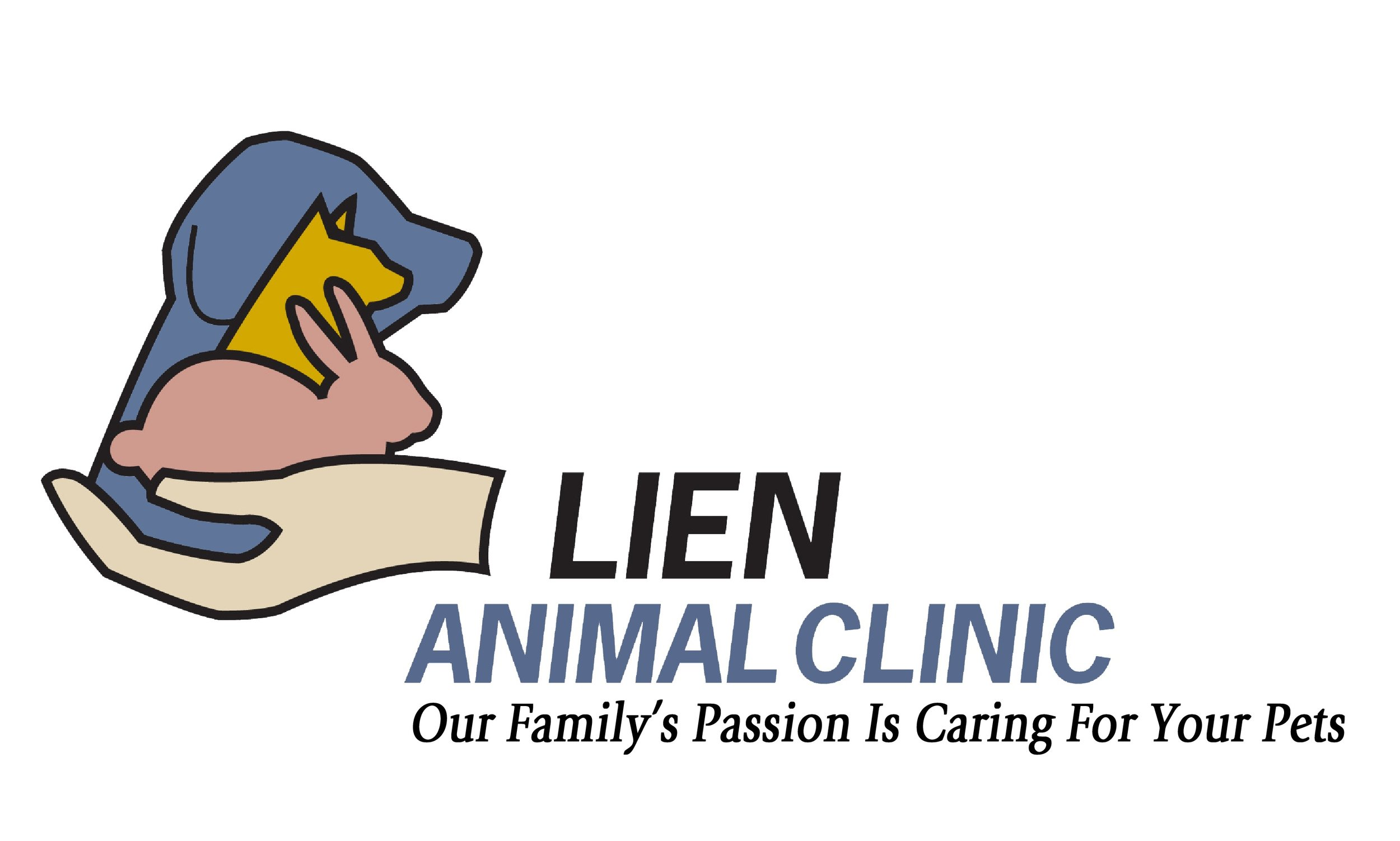 Lien Animal Clinic logo