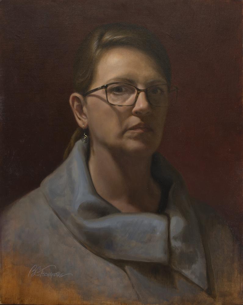 Barbara Tschantre, Emerging Artist, Next Time I'll Smile