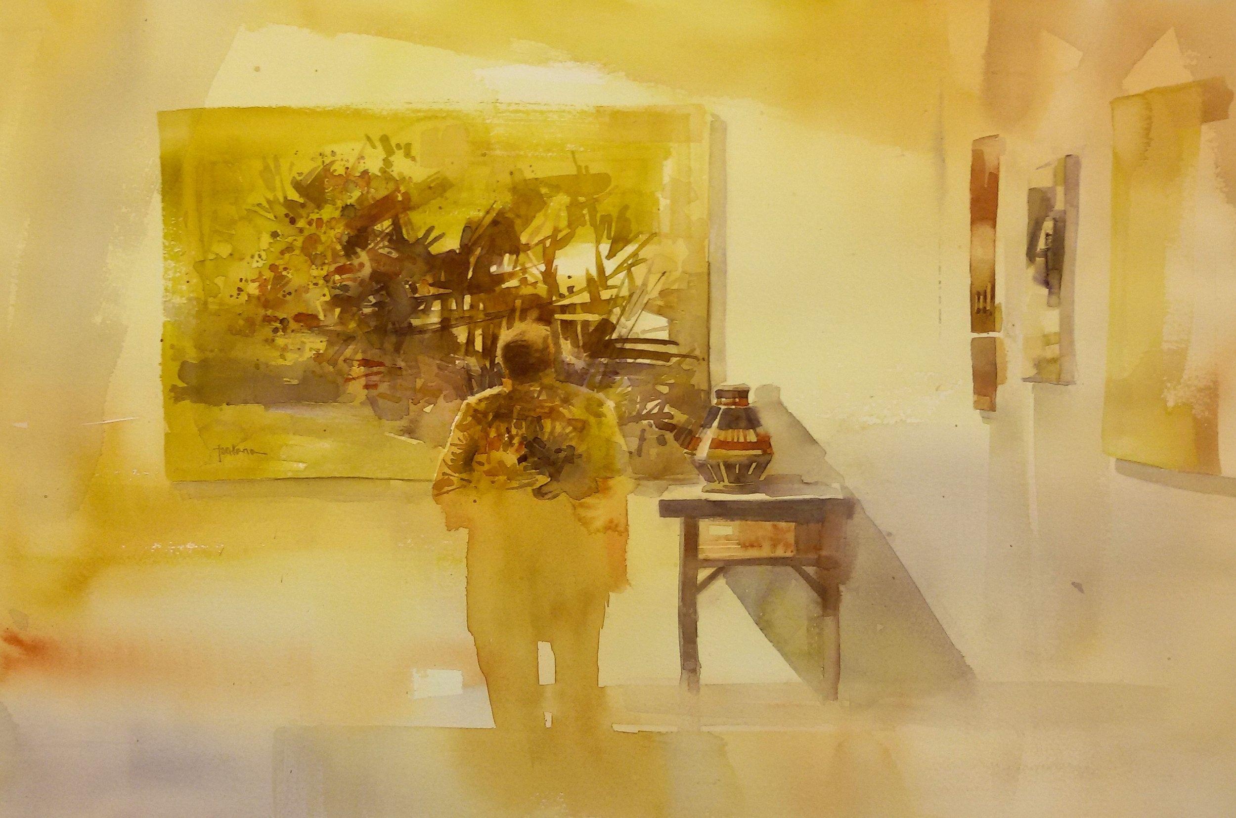 Francesco Fontana, Master Class, The Art Lover