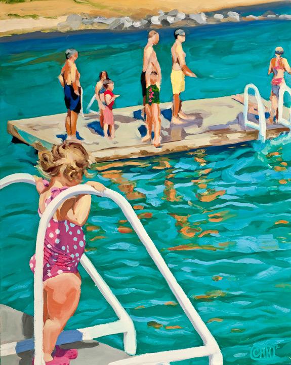 Christie Hegarty, Maybe Next Summer